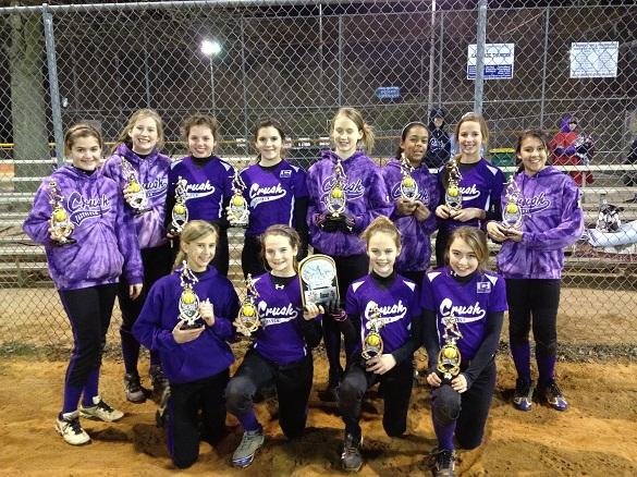 Purple Crush 12u Fastpitch Softball -